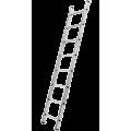 """Лестницы односекционные """"Elkop"""" VHR H 1008"""